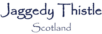 Jaggedy Thistle Logo